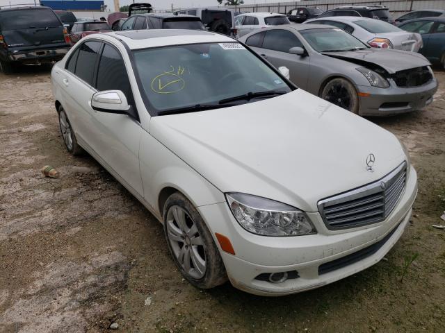 2009 Mercedes-Benz C300 en venta en Temple, TX