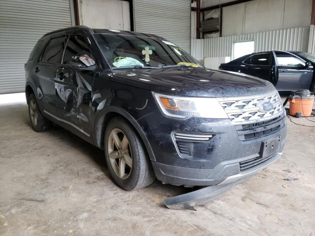 Salvage cars for sale from Copart Lufkin, TX: 2019 Ford Explorer X