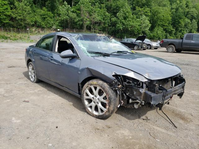 Salvage cars for sale from Copart Marlboro, NY: 2010 Mazda 6 S
