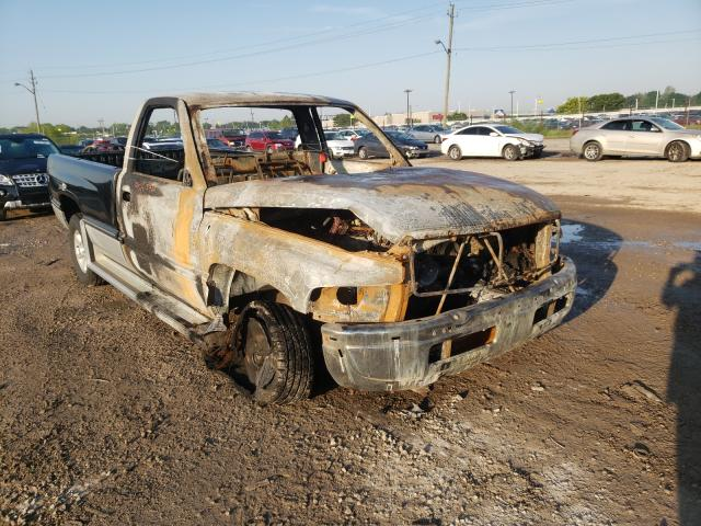 Salvage cars for sale from Copart Indianapolis, IN: 1996 Dodge RAM 1500