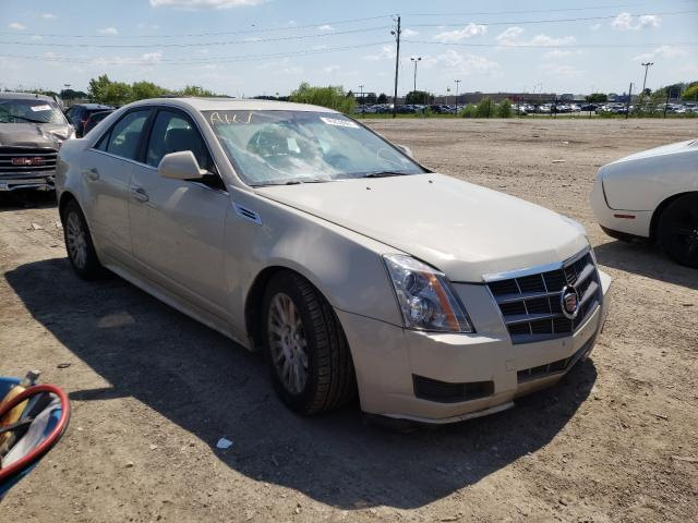 2010 CADILLAC CTS PERFOR 1G6DG5EG6A0145788