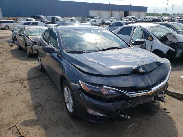 Vehiculos salvage en venta de Copart Woodhaven, MI: 2020 Chevrolet Malibu LS