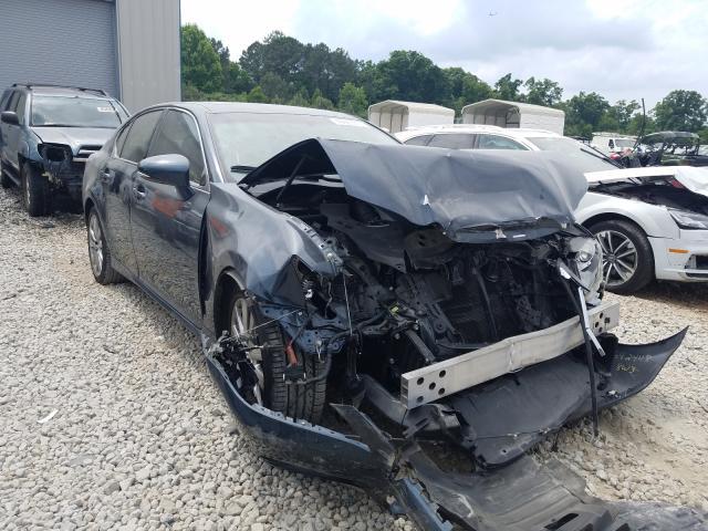 Salvage cars for sale from Copart Ellenwood, GA: 2015 Lexus GS 350