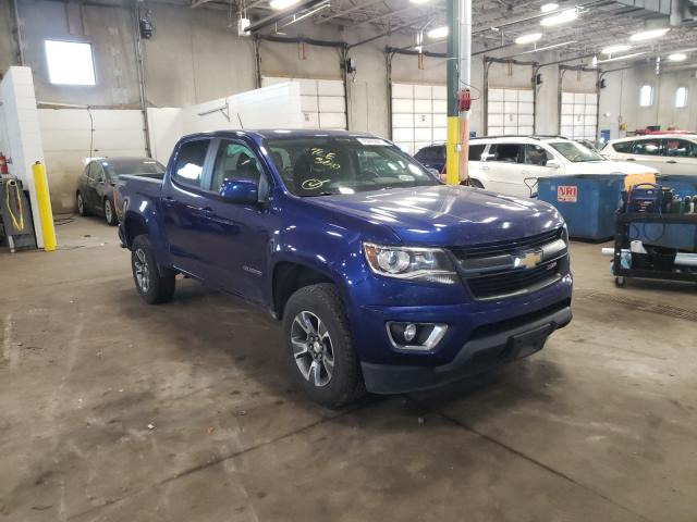 2015 Chevrolet Colorado Z en venta en Blaine, MN