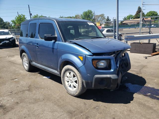 Salvage cars for sale from Copart Denver, CO: 2007 Honda Element EX