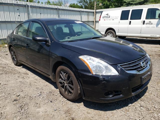 Salvage cars for sale from Copart Albany, NY: 2010 Nissan Altima Base