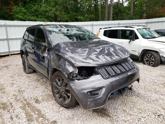 Salvage cars for sale from Copart Knightdale, NC: 2018 Jeep Grand Cherokee