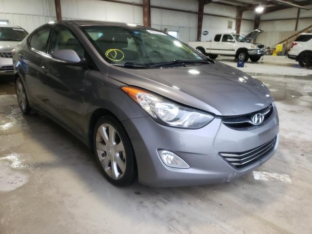 Salvage cars for sale from Copart Haslet, TX: 2013 Hyundai Elantra GL