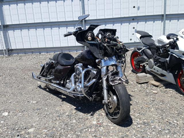 Salvage cars for sale from Copart Billings, MT: 2011 Harley-Davidson Flhx