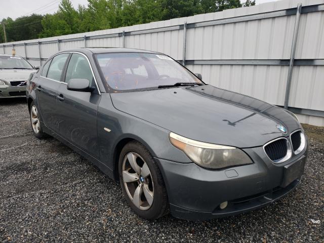 BMW Vehiculos salvage en venta: 2006 BMW 530 I