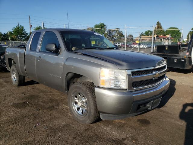 Salvage cars for sale from Copart Denver, CO: 2008 Chevrolet Silverado