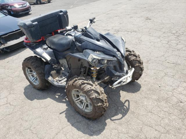 Salvage motorcycles for sale at Pennsburg, PA auction: 2007 Can-Am Renegade 8