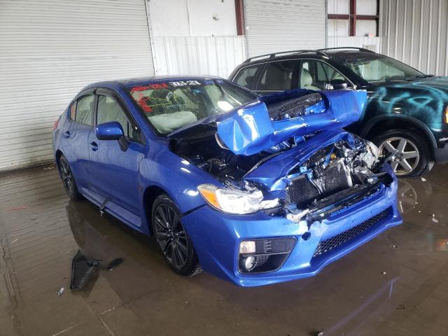 Salvage cars for sale from Copart Albany, NY: 2017 Subaru WRX