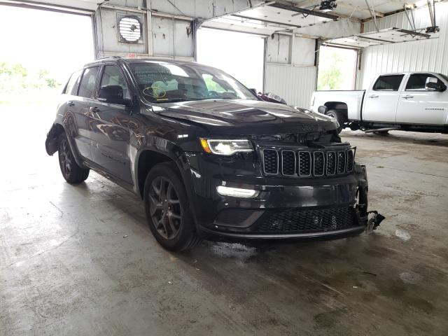Salvage cars for sale from Copart Dyer, IN: 2020 Jeep Grand Cherokee