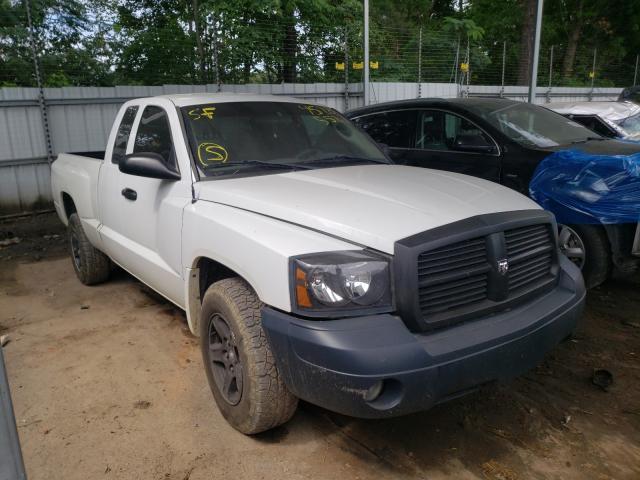 Vehiculos salvage en venta de Copart Austell, GA: 2006 Dodge Dakota SLT