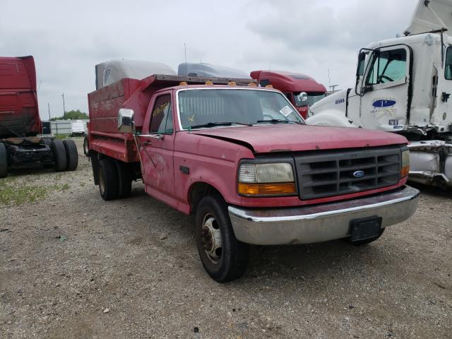 Salvage cars for sale from Copart Elgin, IL: 1994 Ford F350