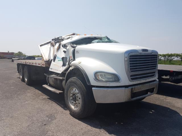 Salvage cars for sale from Copart Bowmanville, ON: 2004 Freightliner M2 112 MED