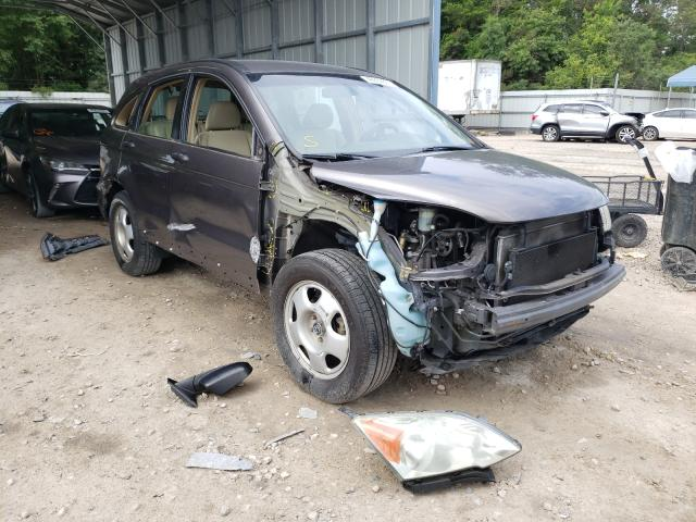 Salvage cars for sale from Copart Midway, FL: 2011 Honda CR-V LX