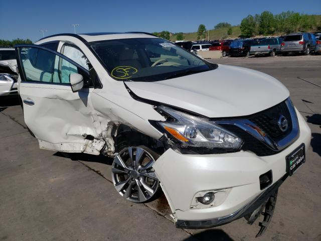 Nissan salvage cars for sale: 2016 Nissan Murano