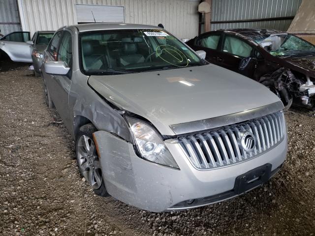 Mercury salvage cars for sale: 2010 Mercury Milan Premium