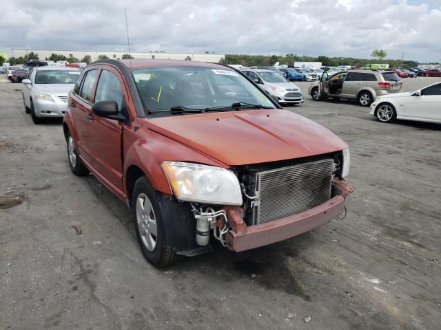 Salvage cars for sale from Copart Orlando, FL: 2008 Dodge Caliber