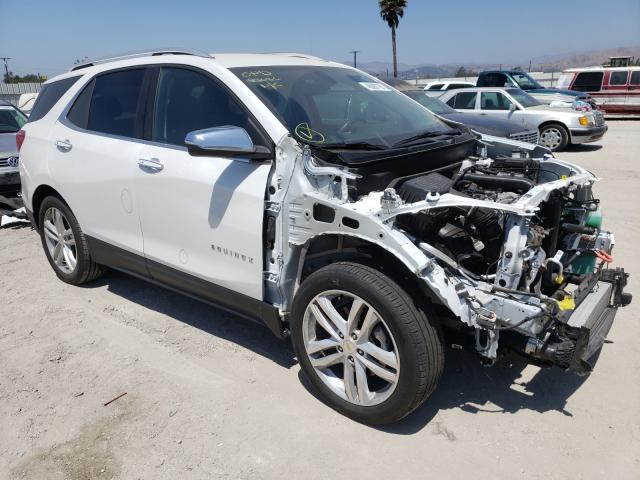 Salvage cars for sale from Copart Van Nuys, CA: 2019 Chevrolet Equinox PR