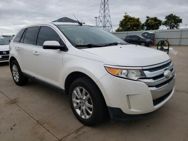 Salvage 2013 FORD EDGE - Small image. Lot 45925321