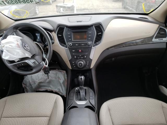 2017 HYUNDAI SANTA FE S 5XYZT3LB1HG435466