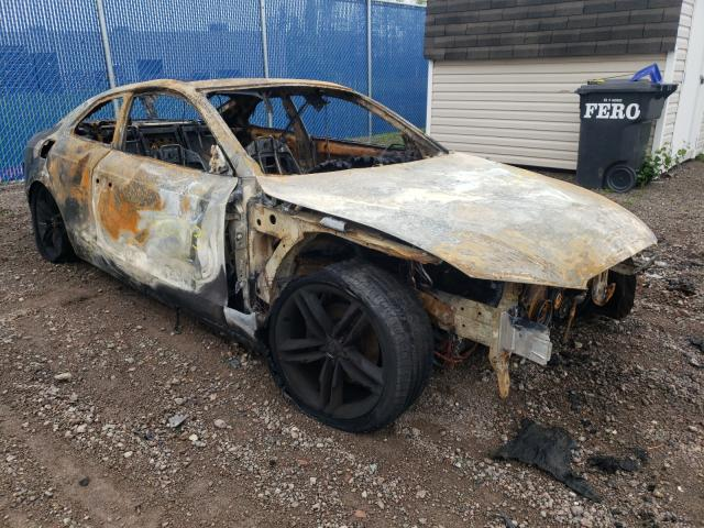 Salvage 2011 AUDI A5 - Small image. Lot 45507031