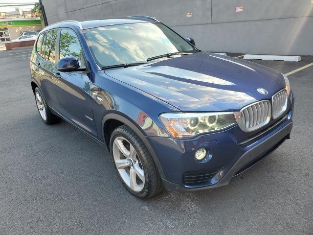2017 BMW X3 XDRIVE3 for sale in Brookhaven, NY