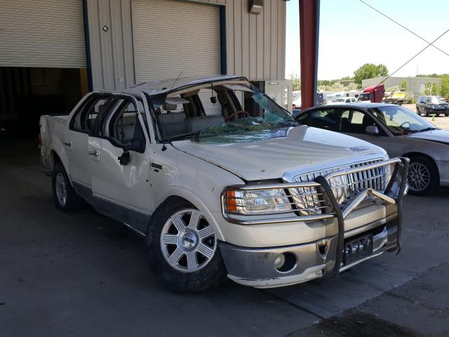 Salvage cars for sale from Copart Billings, MT: 2007 Lincoln Mark LT