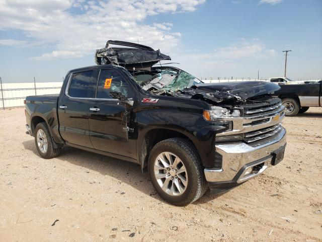 2020 Chevrolet Silverado en venta en Andrews, TX