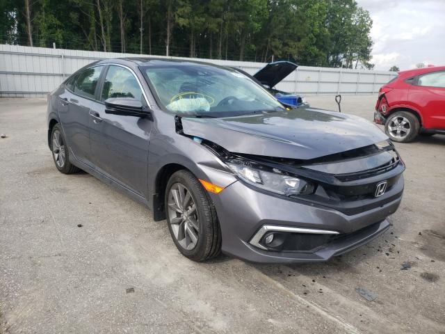 Honda Civic salvage cars for sale: 2021 Honda Civic