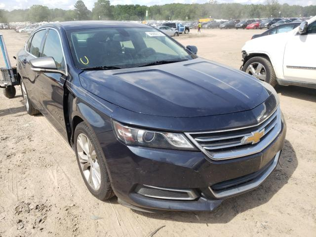 Salvage cars for sale at Conway, AR auction: 2015 Chevrolet Impala LT