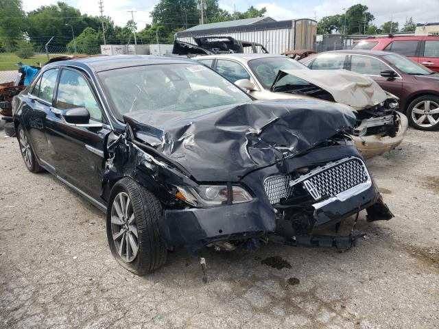 2020 Lincoln Continental en venta en Bridgeton, MO