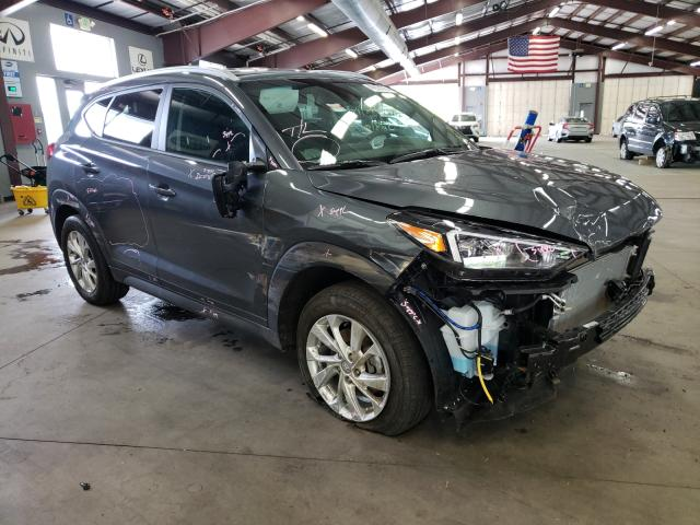 Salvage cars for sale from Copart East Granby, CT: 2021 Hyundai Tucson Limited