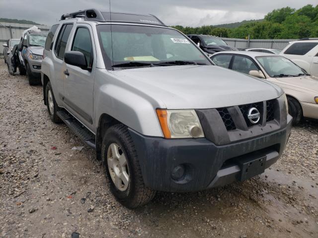 Salvage cars for sale at Prairie Grove, AR auction: 2005 Nissan Xterra
