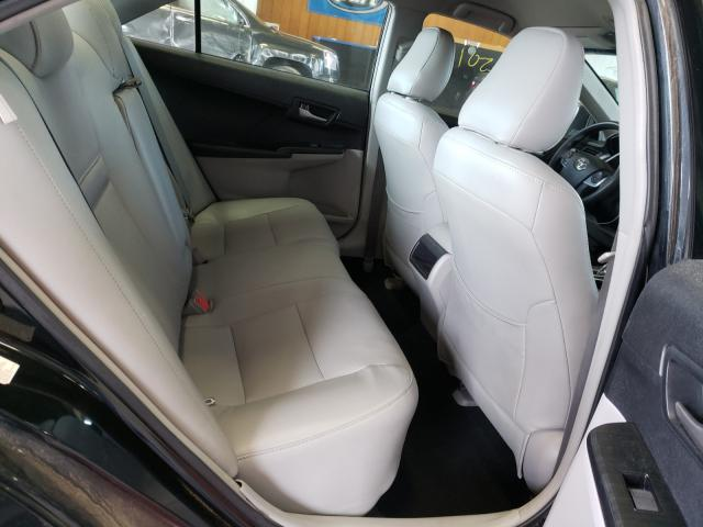 2012 TOYOTA CAMRY BASE 4T4BF1FK5CR198224