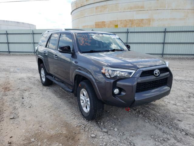 2017 Toyota 4runner SR en venta en Tulsa, OK