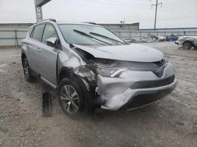 Toyota salvage cars for sale: 2018 Toyota Rav4