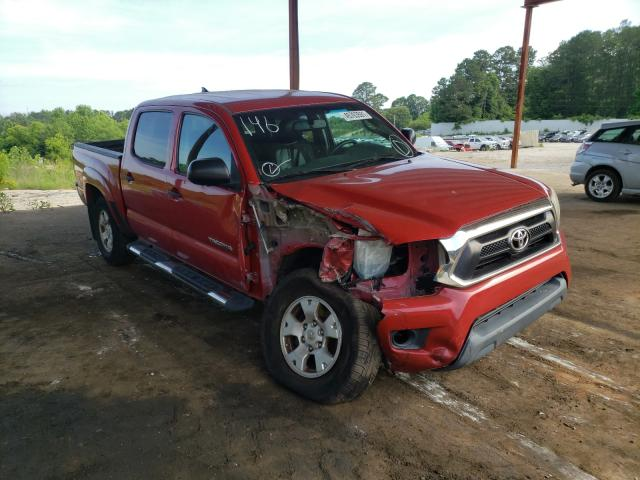 2012 Toyota Tacoma DOU en venta en Fairburn, GA