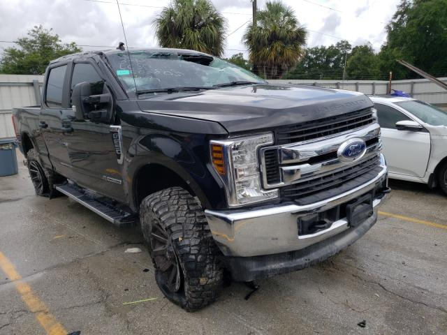 Salvage cars for sale at Punta Gorda, FL auction: 2019 Ford F250 Super
