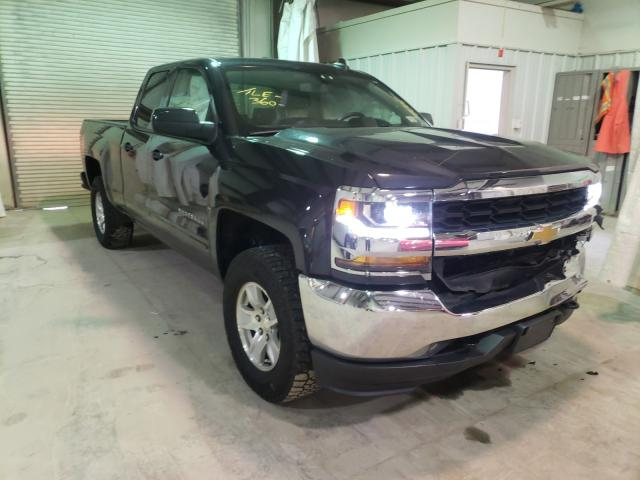 Salvage cars for sale from Copart Leroy, NY: 2018 Chevrolet Silverado