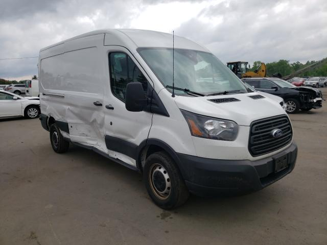 Salvage cars for sale from Copart New Britain, CT: 2019 Ford Transit T