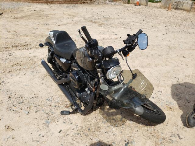 Salvage cars for sale from Copart China Grove, NC: 2019 Harley-Davidson XL883 N