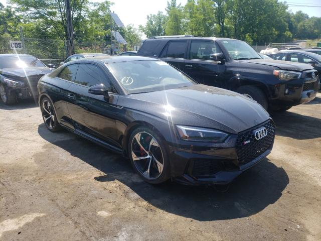 Audi salvage cars for sale: 2019 Audi RS5