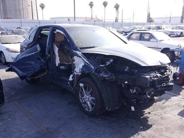 Salvage cars for sale from Copart Wilmington, CA: 2018 Porsche Cayenne