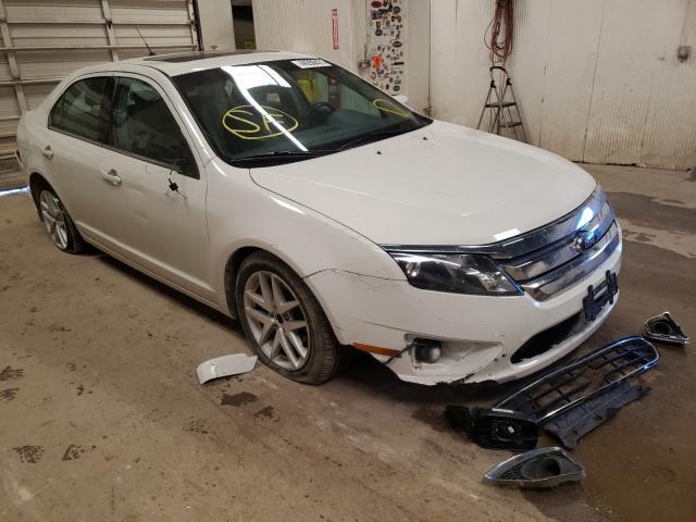 2012 Ford Fusion SEL en venta en Casper, WY