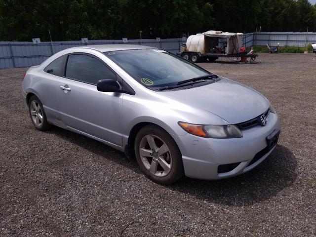 Honda Vehiculos salvage en venta: 2007 Honda Civic LX