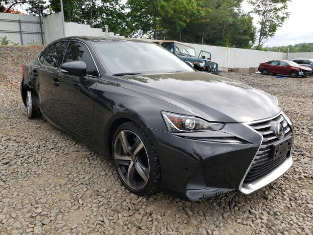 Salvage cars for sale from Copart New Britain, CT: 2017 Lexus IS 200T